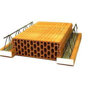 Keramický stropný systém TermoBRIK